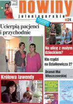 Okładka Nowin Jeleniogórskich Nr 30 (2012-07-24)