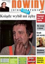 Okładka Nowin Jeleniogórskich Nr 5 (2012-01-31)