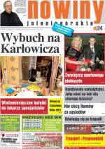 Okładka Nowin Jeleniogórskich Nr 5 (2012-02-07)