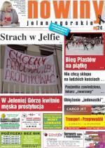 Okładka Nowin Jeleniogórskich Nr 10 (2012-03-06)