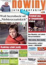 Okładka Nowin Jeleniogórskich Nr 11 (2012-03-13)