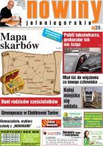 Okładka Nowin Jeleniogórskich Nr 12 (2012-03-20)