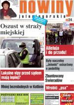 Okładka Nowin Jeleniogórskich Nr 16 (2012-04-17)