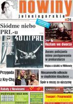 Okładka Nowin Jeleniogórskich Nr 18 (2012-05-01)