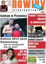 Okładka Nowin Jeleniogórskich nr 2 (2013-01-08)