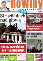 Okładka Nowin Jeleniogórskich Nr 21 (2012-05-22)