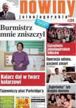 Okładka Nowin Jeleniogórskich Nr 24 (2012-06-12)