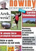 Okładka Nowin Jeleniogórskich Nr 26 (2012-06-26)