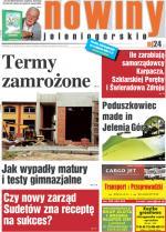 Okładka Nowin Jeleniogórskich Nr 27 (2012-07-03)