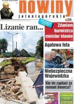 Okładka Nowin Jeleniogórskich Nr 29 (2012-07-17)