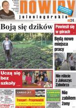 Okładka Nowin Jeleniogórskich Nr 40 (2012-10-02)