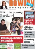 Okładka Nowin Jeleniogórskich Nr 42 (2012-10-16)