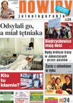 Okładka Nowin Jeleniogórskich Nr 43 (2012-10-23)