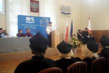 Uroczysta inauguracja roku akademickiego na KPSW