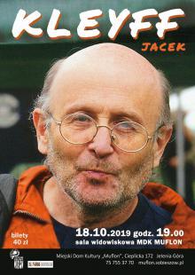 Jacek Kleyff w Jeleniej Górze – rozdajemy zaproszenia!
