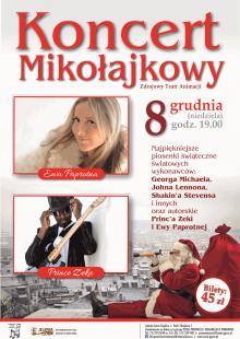 Ewa Paprotna i Prince Zeka wystąpią w Cieplicach