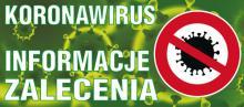 Koronawirus: ważne informacje i zalecenia