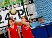 II kolejka siatkówki dziewcząt - zobacz zdjęcia