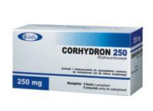 Są zarzuty ws. zamiany corhydronu