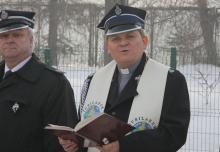 Nowy kapelan i życzenia strażaków