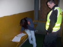 Pięciolatka znaleziona w Czernicy