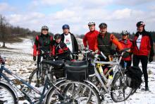 Rozpoczęcie sezonu turystyki rowerowej