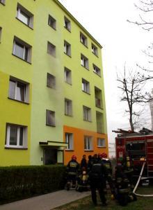 Szacowanie strat po pożarze trwa