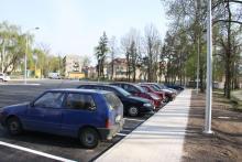 Parking w Cieplicach już gotowy