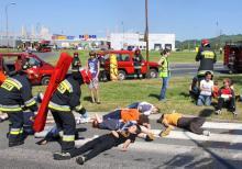 Wielki wypadek na Zabobrzu