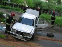Dachowanie taksówki w Janowicach