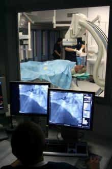 Kardiolodzy interweniują już 10 lat