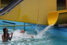 Woda ciepła – mówili ci, którzy popływali