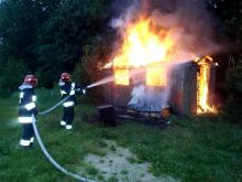 Podpalacze w Cieplicach