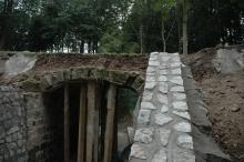 80 kg trotylu pod mostem w Marczowie