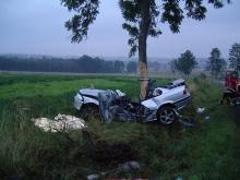Tragiczny wypadek – dwie osoby nie żyją