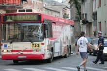 Uderzył w autobus pełny pasażerów