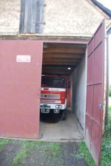 Znowu okradli strażaków