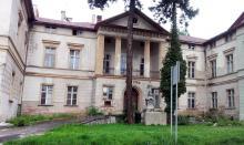Dawny szpital w Cieplicach – krajobraz przed remontem