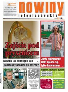 """Tygodnik """"Nowiny Jeleniogórskie"""" w internecie"""