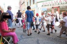 Straż miejska zatrzymała żebrzących Romów