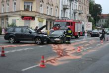 Wypadek przy Małej Poczcie