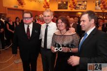 Vipy i dobra zabawa na balu fundacji Szmajdzińskiego