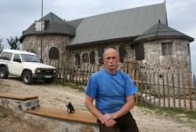 Józef Gołba wybudował schronisko na Wysokim Kamieniu