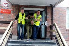 Policja złapała mordercę z Zabobrza - video