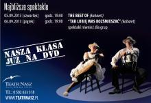 Teatr Nasz zaprasza!