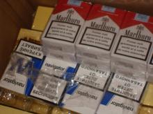 Trefny spirytus i papierosy u mieszkańca Wlenia