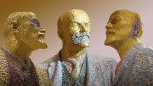 """Wystawę Sama Havadtoy'a  """"Piękno to tajemnica"""" oglądać można w Muzeum Karkonoskim do 15 grudnia 2013r."""