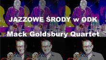 Mack Goldsbury Quartet w ODK