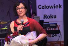 Iwona Kobierecka Człowiekiem Roku 2013!