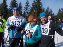 Śnieg topnieje, ale narciarze nadal biegają